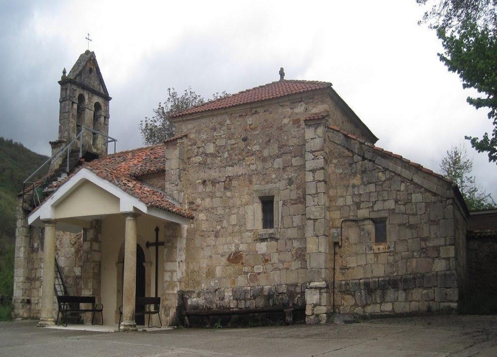 Iglesia de Cerecedo