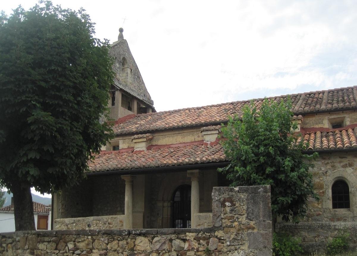Iglesia de Voznuevo