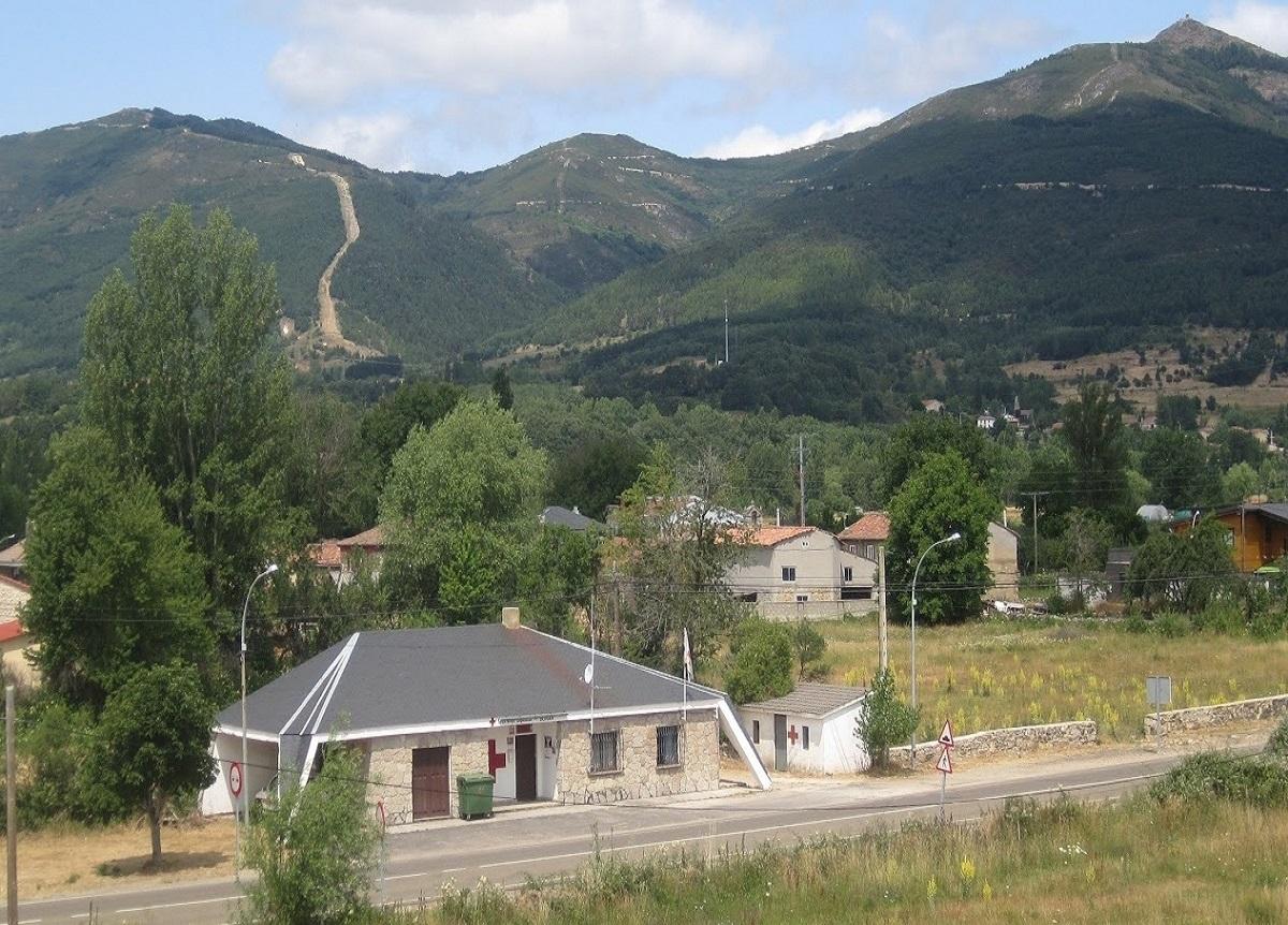 Vista general de La Vega