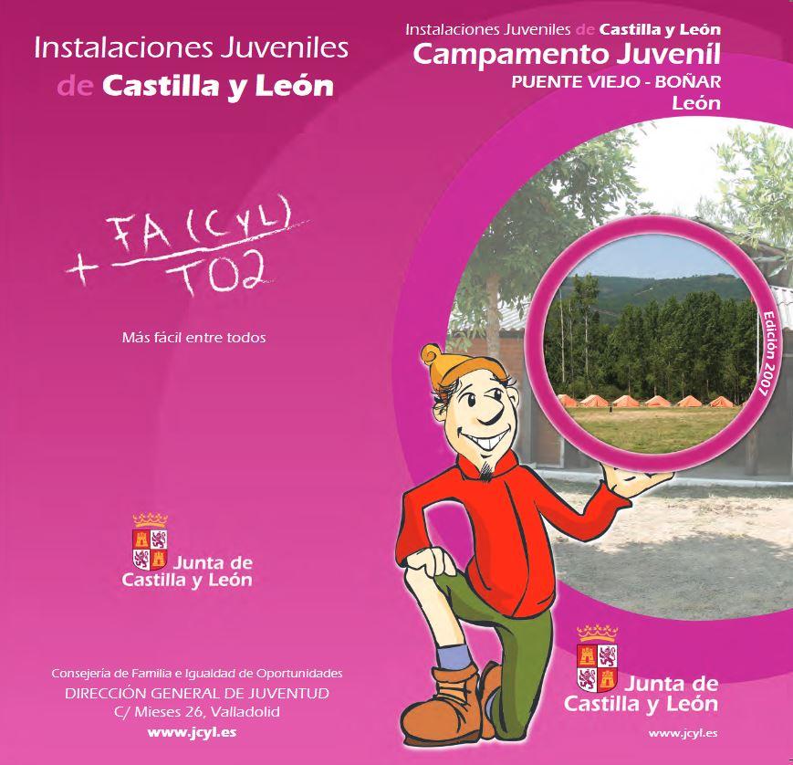 Campamento Juvenil Puente Viejo