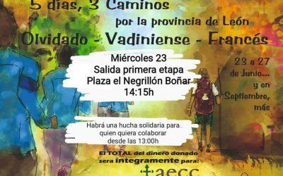 Por el Cáncer a Santiago 2021