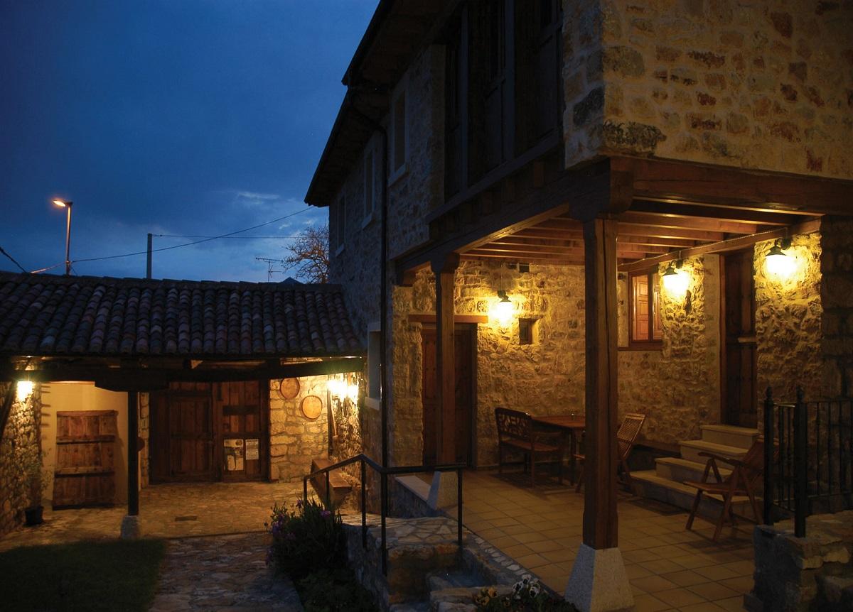 Casa rural Hompanera y Marivi