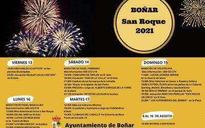 Boñar – San Roque 2021