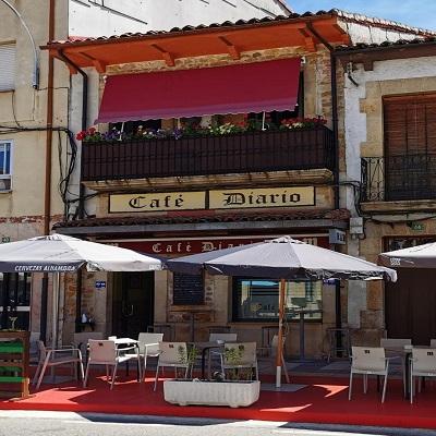 Café - Bar - Diario