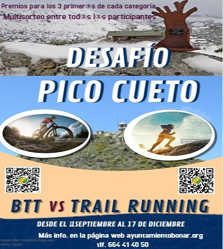 Desafío Pico Cueto en Boñar