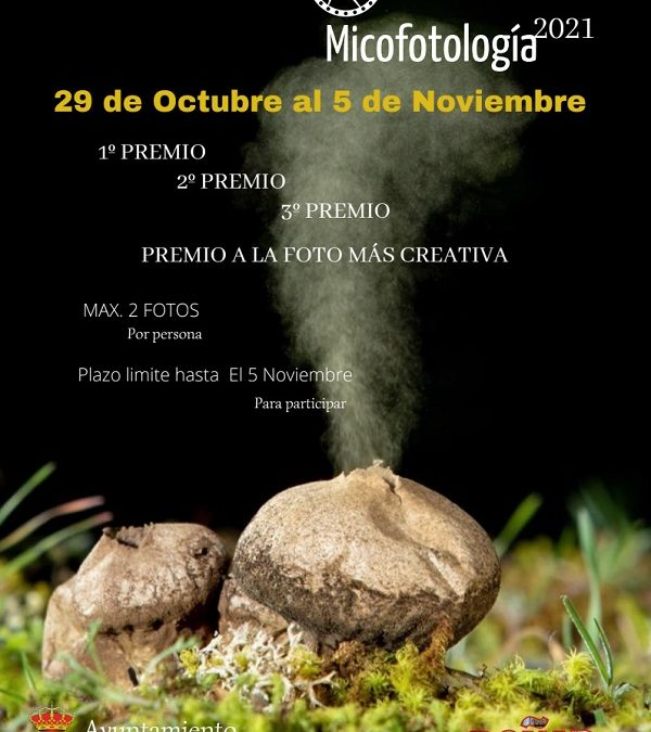 II Concurso de Micofotología 2021
